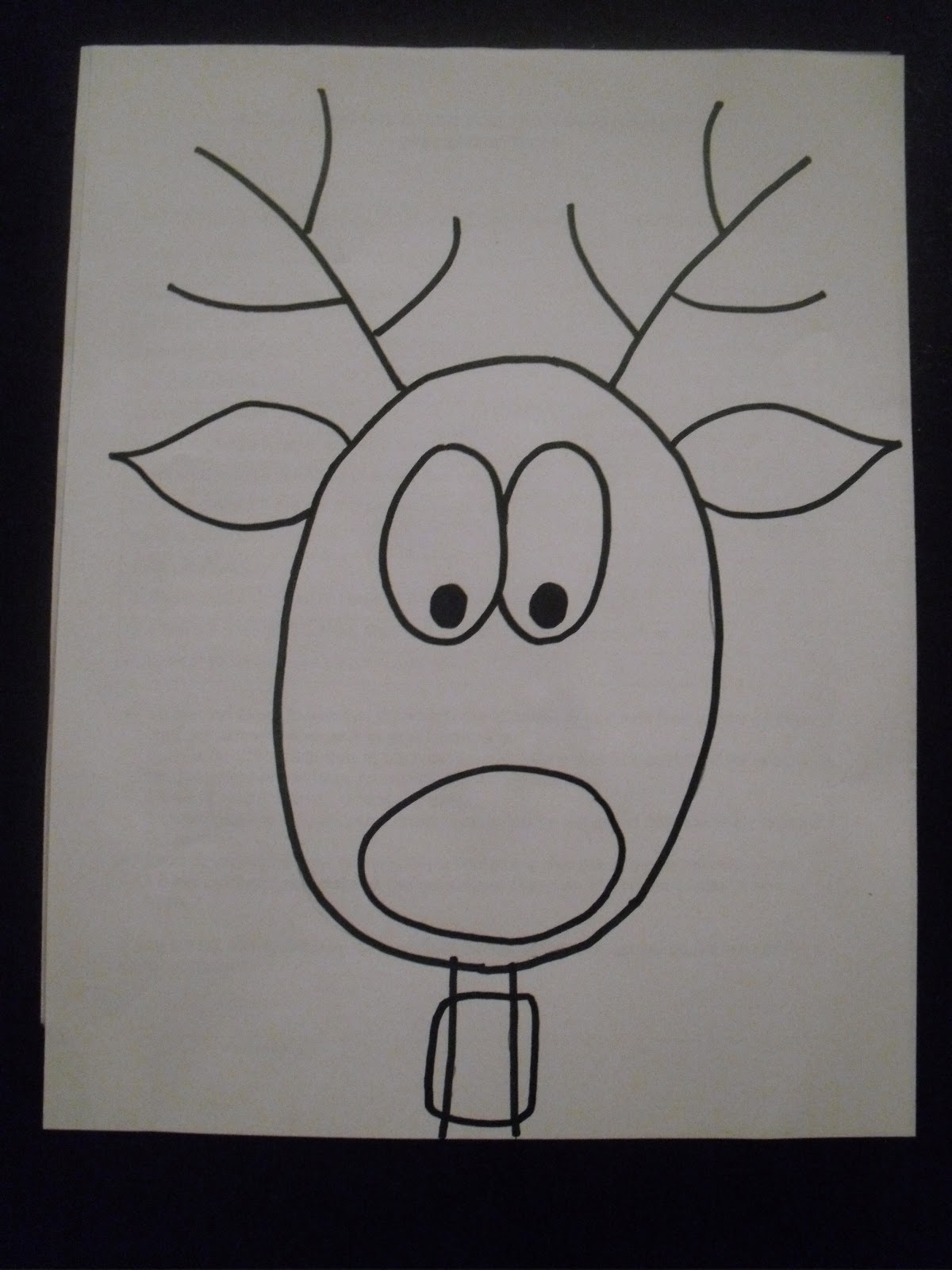 Christmas Drawing Easy For Kids