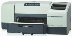 HP Business Inkjet 1000 Driver Download