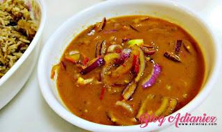 Resepi Nasi Daging Air Asam