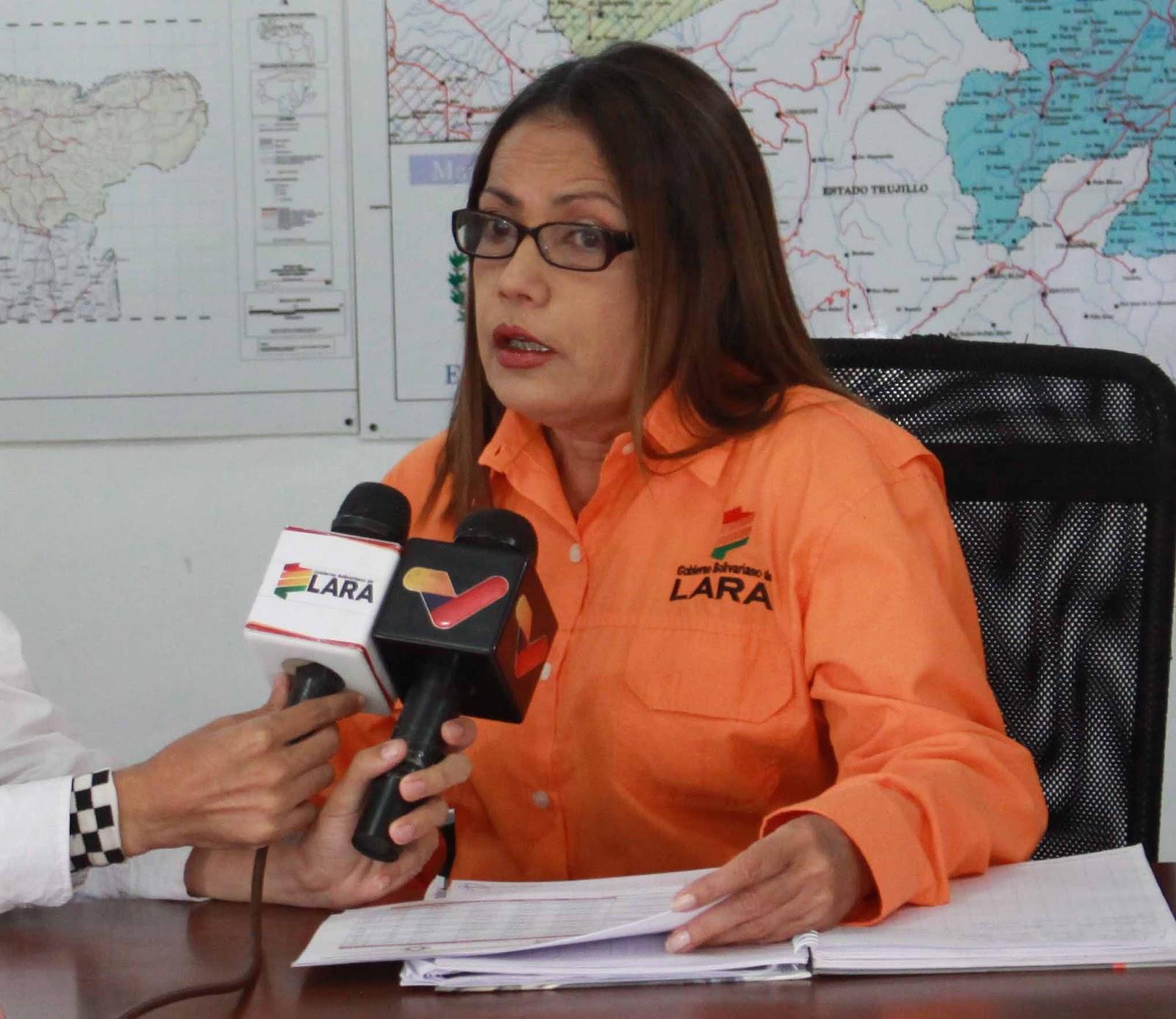 """Construcción de trminales Intermodales """"Puerto Seco"""" en Lara"""