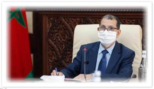 انعقاد مجلس الحكومة يوم الأربعاء لدراسة مشروع تمديد حالة الطوارئ الصحية