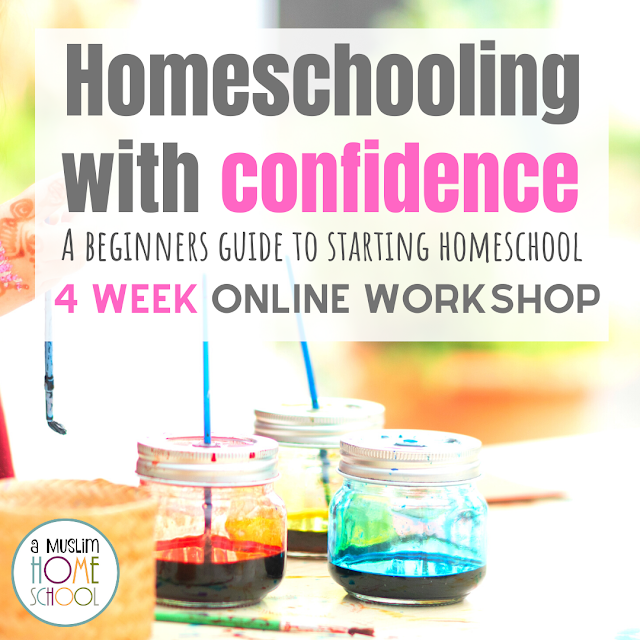 muslim homeschooling online workshop