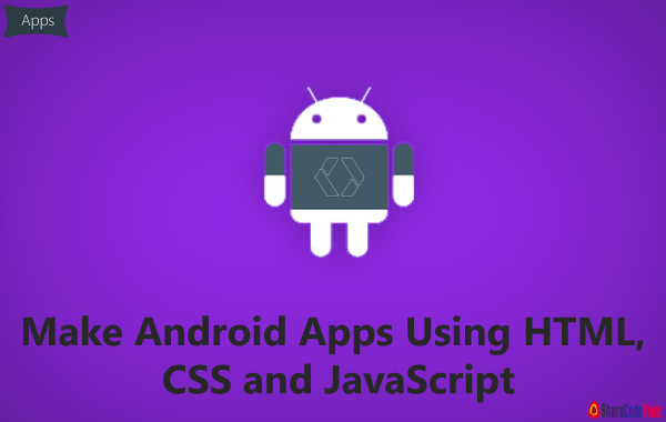 How to make android apps with javascript
