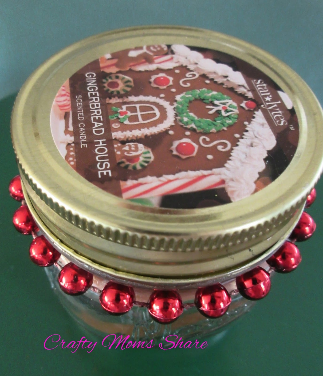 Crafty moms share krazy for christmas a crafty for Plastic fish bowls dollar tree