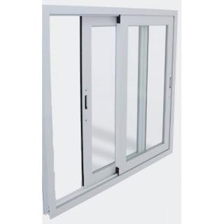Elija entre aluminio o PVC para ventanas