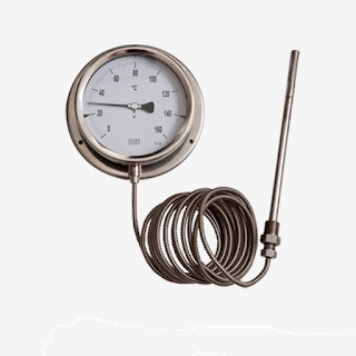Lựa chọn đồng hồ đo nhiệt độ dạng dây