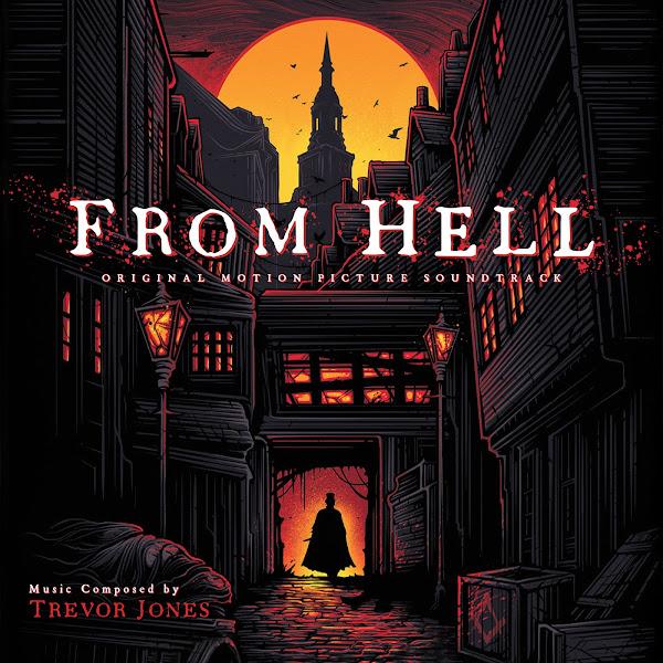 from hell soundtrack album cover trevor jones