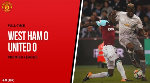 West Ham United vs Manchester United 0-0 Highlights