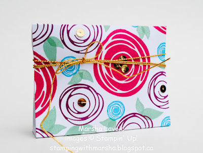 Gift Bag, 3D Project, teachers gift, aromatherapy bracelet, thank you gift
