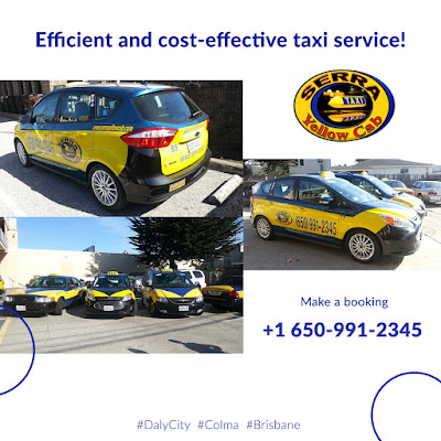 Cab Service in Daly City