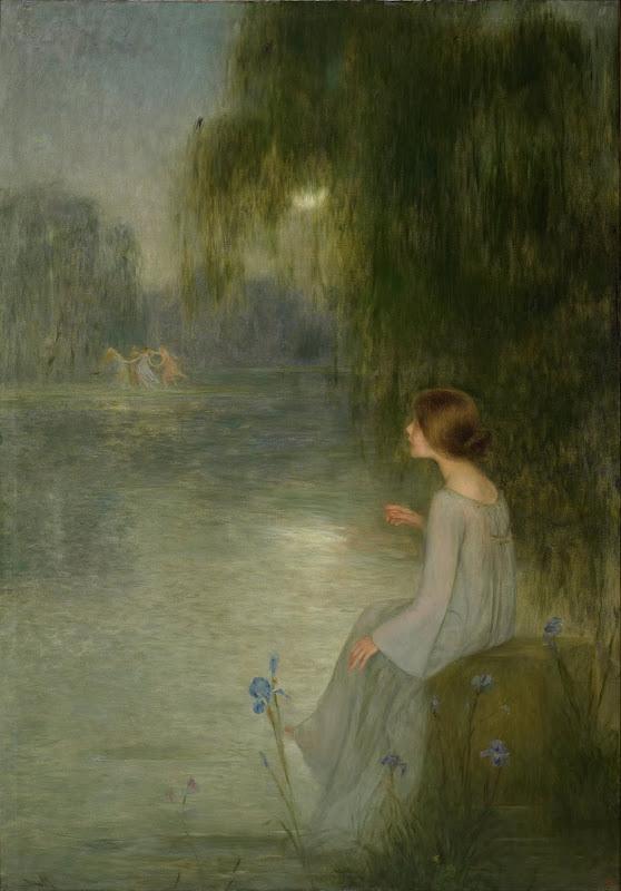 Joan Brull - Dream (c.1905)