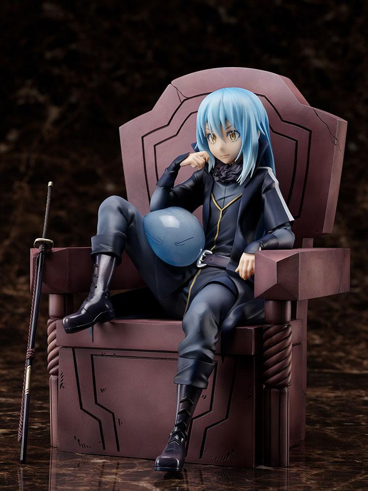 "Figuras: Demon Lord Rimuru Tempest de ""Tensei Shitara Slime Datta Ken"" - F:NEX"