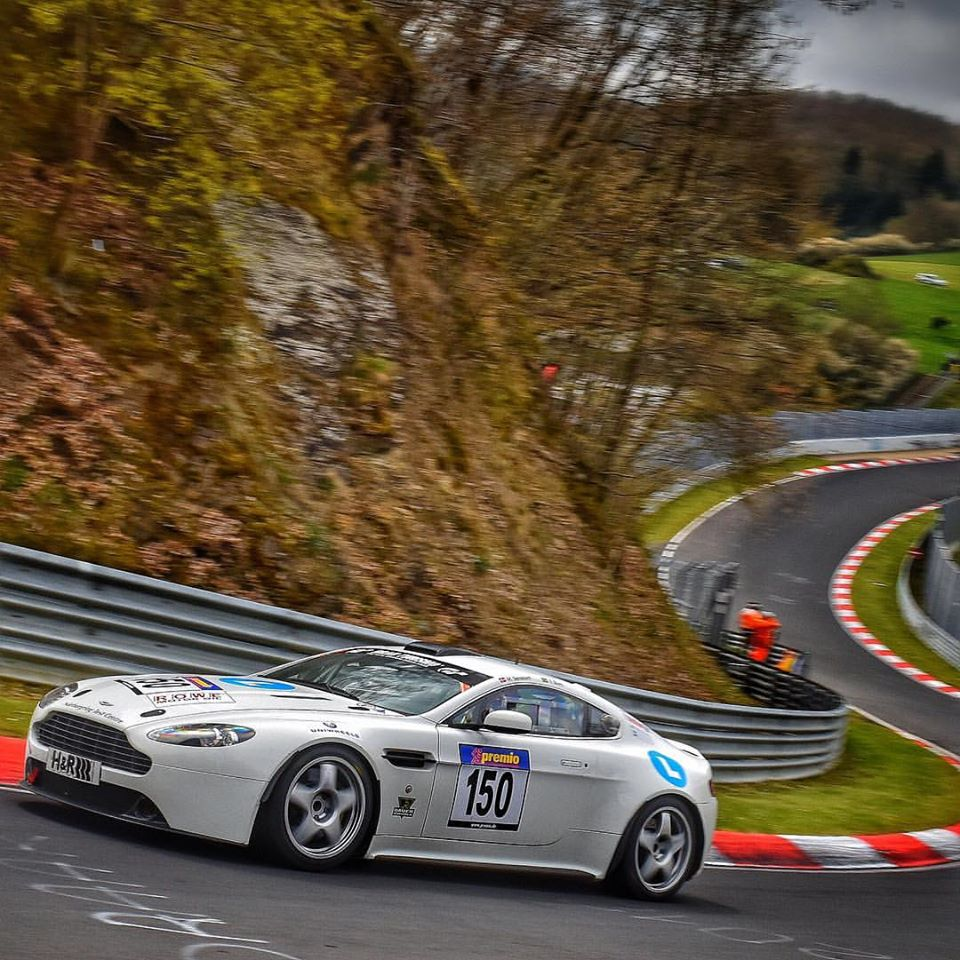 Following on from their inaugural entry into vln 6 a couple of weeks ago both jamie chadwick and ahmad al harthy return to the nordschleife and their aston