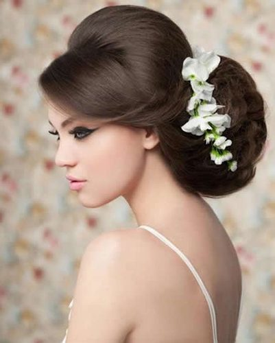 Fabulous Easy Hairstyles For Long Hair Indian Wedding Short Hair Fashions Short Hairstyles Gunalazisus