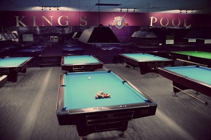 Lowongan Kerja Pekanbaru : King Pool Billiard & Cafe April 2017