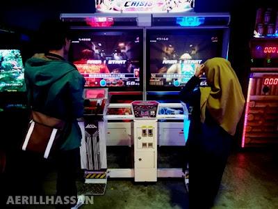 Lepak & Makan di The Mines Mall, Seri Kembangan, Selangor.