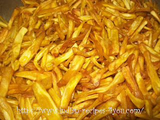 Jackfruit chips recipe in hindi by Aju