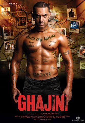 Ver Ghajini (2008) Online