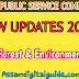 APSC New updates on the recruitment of Forest Ranger under Environment & Forest Department