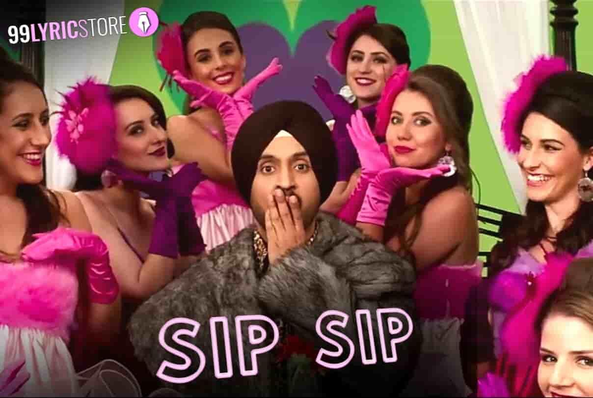 Sip Sip Punjabi song sung by Guru Bhullar in movie Arjun Patiala