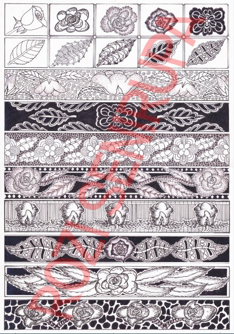 Teknik Menggambar Ragam Hias Dapat Dilakukan Dengan Cara Stilasi Maksud Dari Stilasi Adalah : teknik, menggambar, ragam, dapat, dilakukan, dengan, stilasi, maksud, adalah, Senirupa:, Deformasi, Stilasi