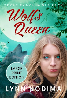 Wolf's Queen: Large Print