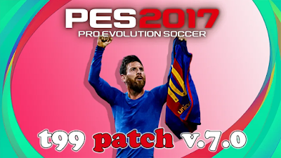 PES 2017 t99 patch Live Update