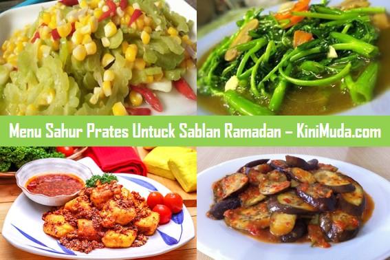 Menu Sahur Praktis Untuk Sebulan Ramadhan