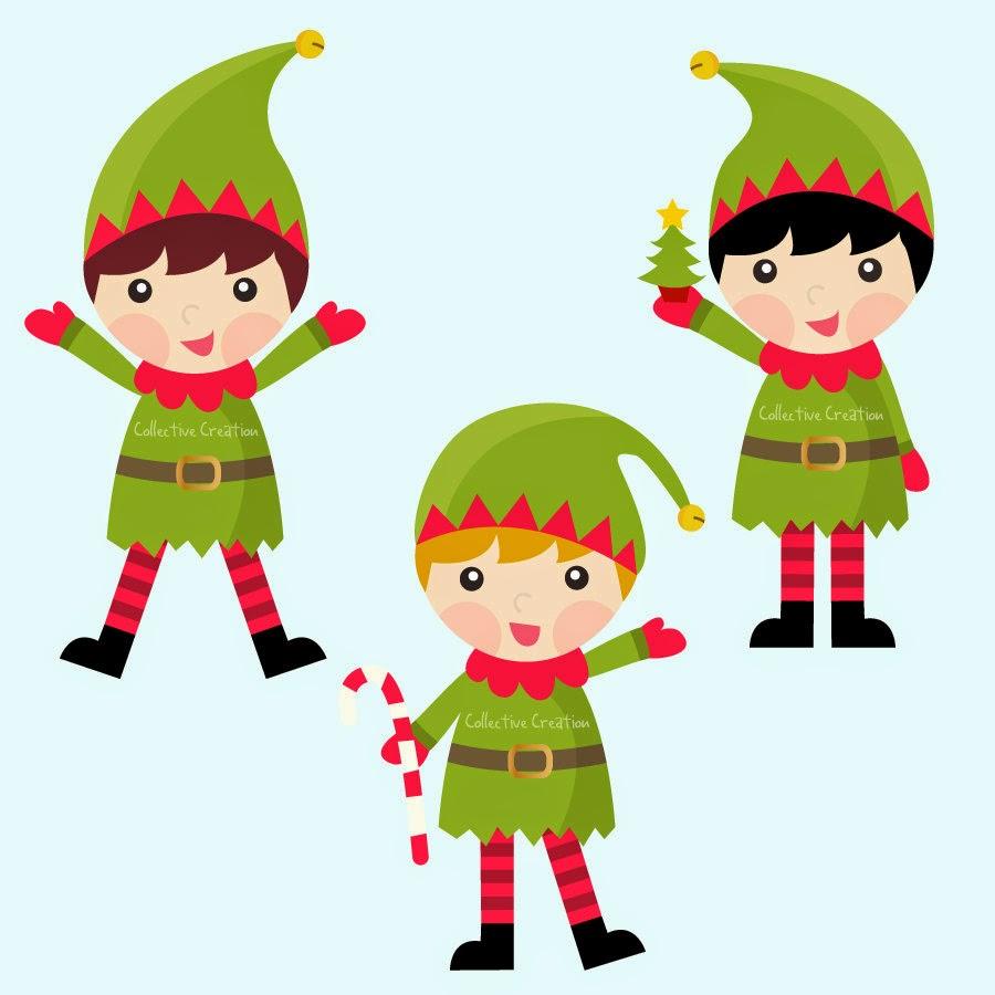 Mistérios Fantásticos Elfos Natalinos