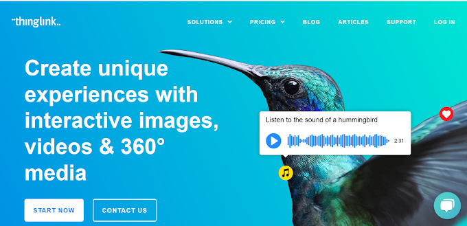 Thinglink: Transform Static Images into Incredible Interactive Images