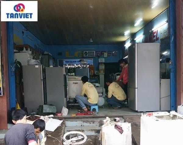 Sửa Tủ Lạnh Tại Nhà Thanh Hóa