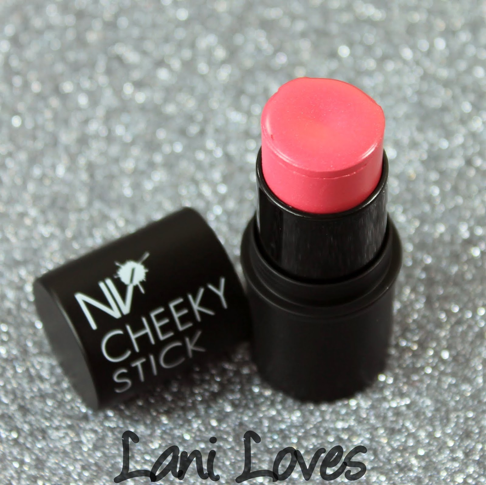NV Colour Cheeky Stick - Chilli Chops Swatches & Review