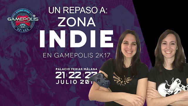 los juegos indies de gamepolis