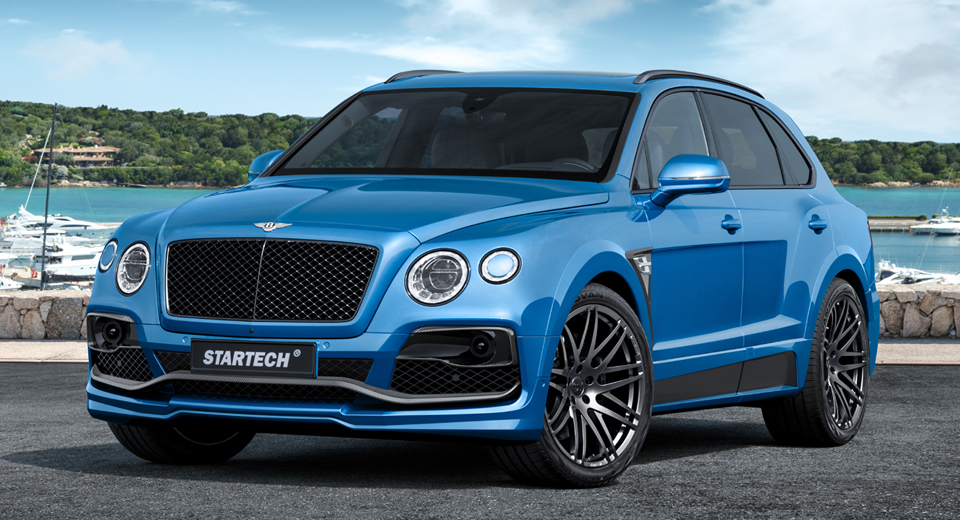 Startech Takes First Crack At Tuning The Bentley Bentayga
