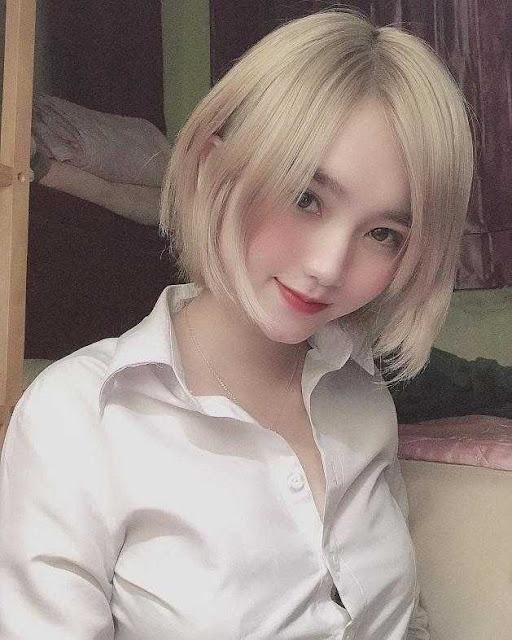 Hot girl streamer tóc ngắn nóng bỏng – tóc ngắn có làm anh say nắng?