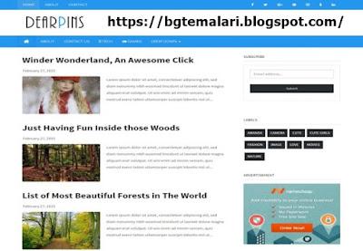Dearpins Blogger