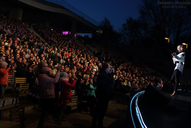 Relacja z koncertu, fotoreportaż, zdjęcia, galeria zdjęć  - koncert Ania Wyszkoni