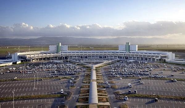 مطار هواري بومدين الدولي Houari Boumediene Airport