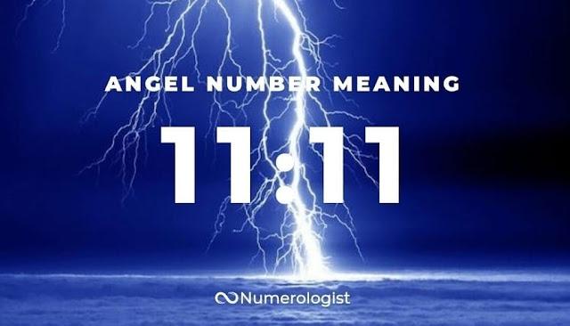 Ý nghĩa thực sự đằng sau các số Thiên thần 1, 11, 111 và 1111