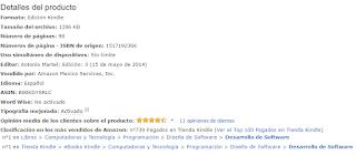 Gestión práctica de proyectos número 1 en dos categorías de Amazon México
