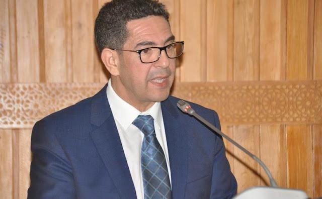 هذا ما قاله سعيد أمزازي وزير التربية الوطنية لمديري الأكاديميات والمديرين الاقليميين