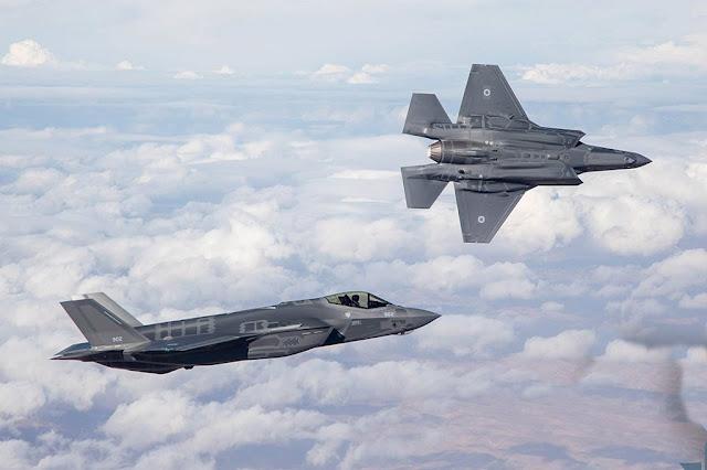 Israeli Air Force F-35 Adir