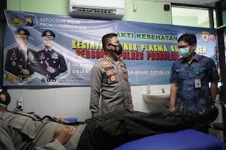 Belasan Anggota Polresta Probolinggo Jadi Penyintas Covid-19