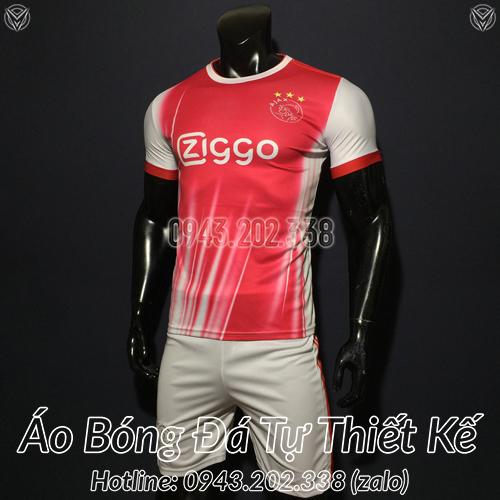 Áo Câu Lạc Bộ Ajax 2020 Training 5