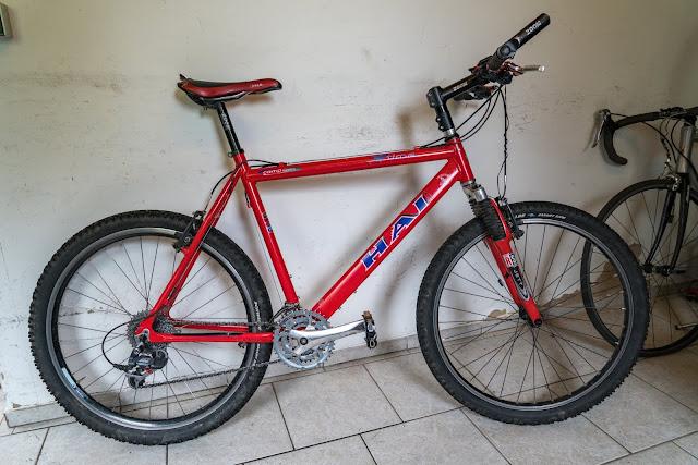 E-Bike-Umbau So baust du dir dein eigenes E-Bike mit Mittelmotor  DIY E-MTB Anleitung zum E-Bike Umbau mit Bafang BBS01 Mittelmotor E-Bike selber bauen aus altem Mountainbike 03