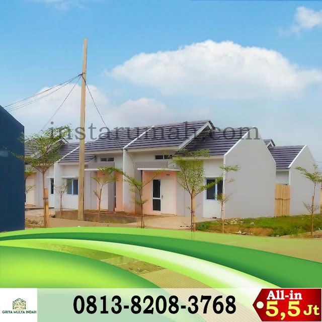 Jual Rumah Griya Mulya Indah
