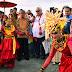 Tradisi Joko Hale Dan Tarian Oro Barakati Sambut Delegasi GNMC