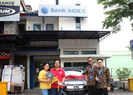 Alamat lengkap dan Nomor Telepon Kantor Bank Index di Palembang