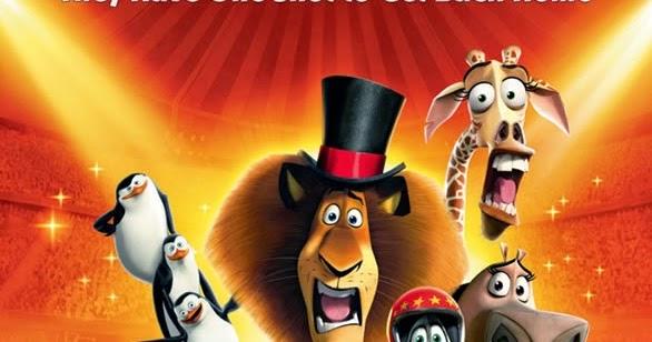 Madagascar 3 Online Anschauen