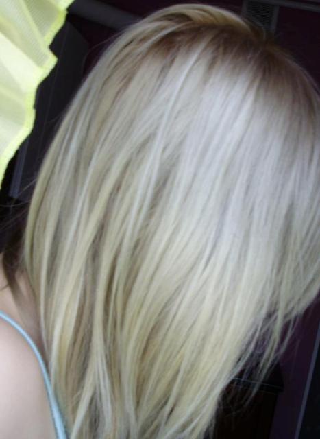 Blog Blond Bunny Garnier Color Naturals 91 Bardzo Jasny Popielaty
